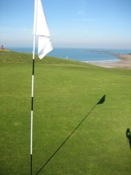 Green du golf de Dinard - Saint Briac